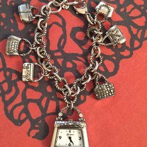 *Retired* Brighton Sonoma Charm Watch Bracelet